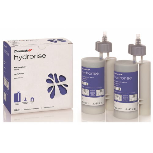 Hydrorise Maxi Heavy Body Fast Set. (2x380 ml)